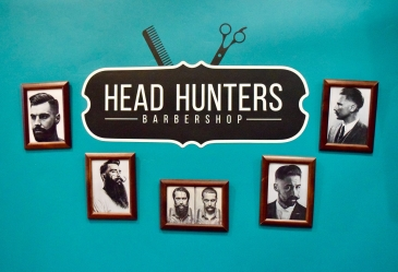 Head Hunters Barbershop 2