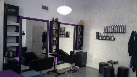 Hair Spa Centre Ferretti 1