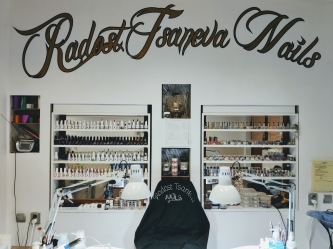 Radost Tsaneva Nails 3