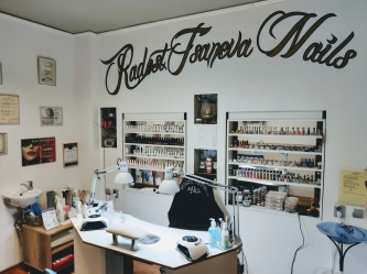 Radost Tsaneva Nails 2