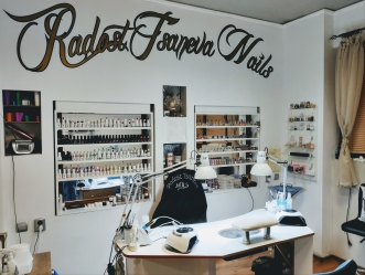 Radost Tsaneva Nails 5