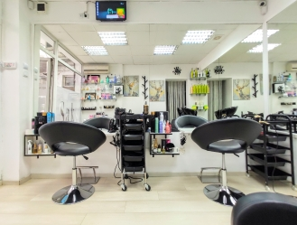 Saks Hair & Beauty Salon 2